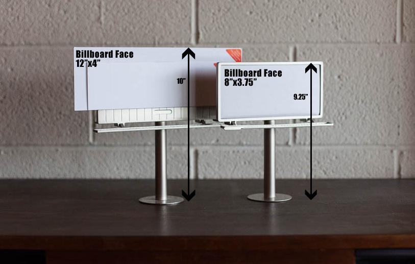 Mini Billboard Measurements