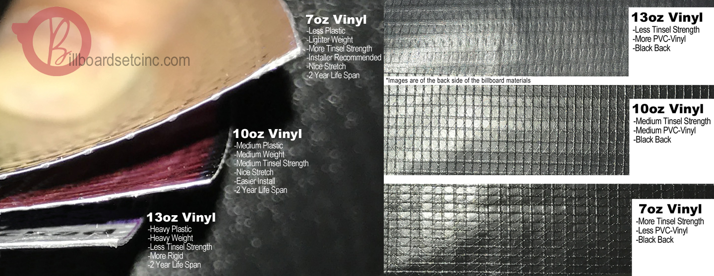 Vinyl Characteristics