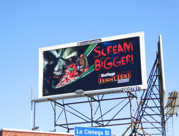 House Billboard Advertising