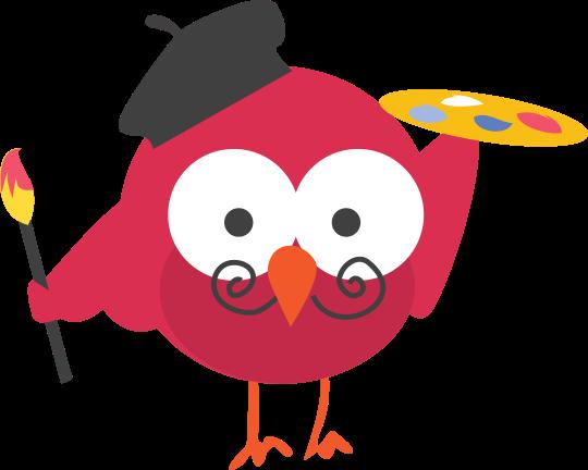 painter-bird