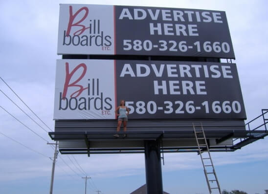 Rent a Billboard