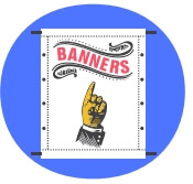 Banners<br><sub>Any Size!</sub>