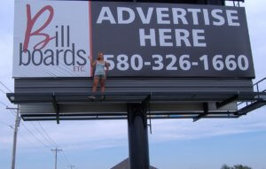 Wild Ride - rent a billboard