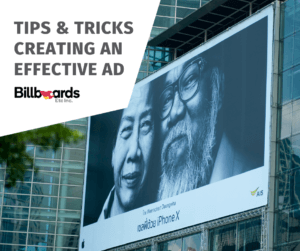 Creating an Effective Ad